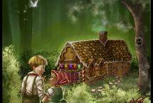 Tall Tale Fairy Tale / by Jenny Mueller