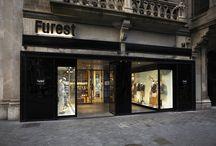 Paseo de Gracia 12-14, Barcelona Store / Store, Tienda, Barcelona, Moda, Moda Masculina, escaparates,