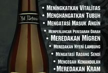Birpletokbetawi / Bir Pletok -Tradtional Indonesian Drink, No Alcohol & No Preservatives