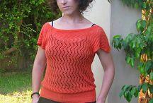 Knitting Inspiration / by Jill Ilyes
