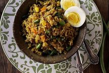 African cuisine / Recipes from across Africa including creole influences
