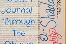 2018 Bible Journaling / Community board for those participating in my 2018 Journaling Through The Bible group! Pins about Bible Journaling and Bible reading welcome!