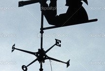 Weather Vanes / by Linda O'Reilly