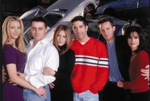 Favorite Friends / Photos and memories from the T.V. Show Friends - My Favorite Television show of all time!