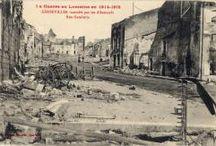 14-18 : Civils en zone de guerre / by Projet Tarnais Grande Guerre