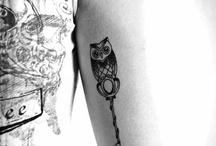 Tattoos  / by Amber Swaffar
