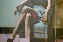 Figury, portréty