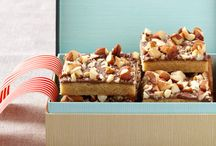 EATABLE GIFTS ALL YEAR LONG  / Yummy and Heathy (some) gifts to give