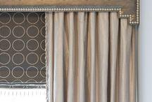 Curtain-pillows
