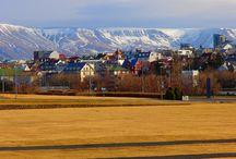 Islande / Photos d'Islande (mars 2013).