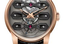 // Tourbillon Watches / Watches with inside a tourbillon