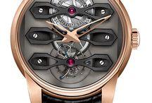 // Tourbillon Watches / Watches with inside a tourbillon
