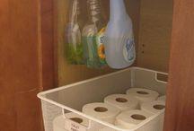 Organize the dwelling
