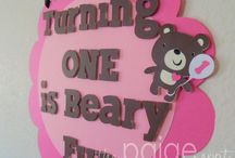 Kylie birthday theme idea / teddies bear picnic
