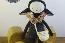 MipiMopi - My handmade dolls