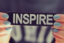 inspire me<3