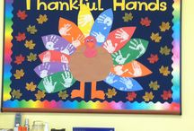 Thanksgiving in the Classroom / by Jessica Sue