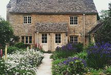 English Cottage / Because I love England