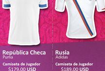 Eurocopa de Jerseys / Ahora buscamos al mejor vestido