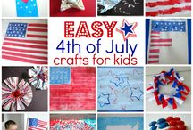 4th of July Deocr and Crafts