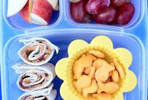 Lunchbox Awesomeness / Create awesome, surely-to-get-empty-by-the-end-of-the-day lunchboxes for school. :) ☺☻