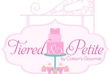 Boutique Logo Design / Candy Crayon's Custom Logo Designs