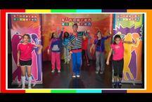 liedjes/dansjes