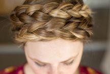 hair / Hairstyles and hacks