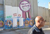 Nahost-Graffiti / Bilder, Nachrichten und Informationen zur Rolle von Graffiti im Nahostkonflikt