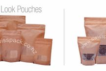 Kraft Look Pouches / Kraft Look Pouches Visit at http://www.swisspack.co.nz/kraft-look-pouches/