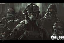 Call of Duty Ghosts Fan Art