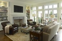 Living Room / by McCall Randall