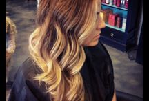 Ombre Hair <3 / by Lindsay Bucher