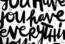 Script & Font, Word Art