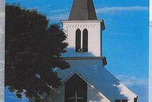 My Prairie Church Fascination