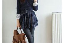 Moda / Sobre looks, moda e beleza.