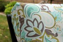 DIY outdoor cushions
