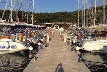 Fit And Sail Marathon / Как отдохнуть и привезти с собой здоровое тело, хорошее самочувствие, отличное настроение. Полезный отдых на яхте в Хорватии.