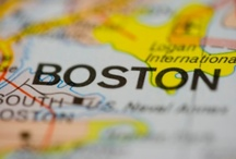We ♥ Boston / Here are a few reasons why we love the city of Boston!