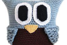 Crochet Owl's