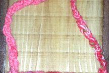 πλέξιμο- knitting made Stef_Ania
