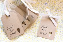 Folksy - Tag, Your it! / A selection of gift tags from the talented makers and designers on Folksy, for the perfect present