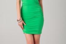 ✄ Dress (Green)