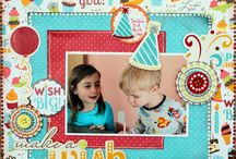 my fave pages ~ birthday / by Melissa Armstrong