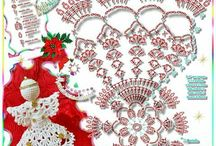 Háčkované vianoce