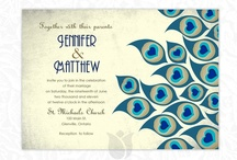 Invitation Inspiration / by The Fez Banquet & Wedding Center