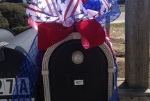 Patriots Day Decorations / Patriots Day Decorations