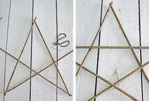 Bamboe kerst