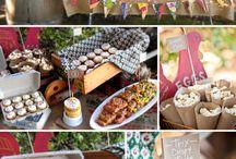 Farmer market / For ideas on display