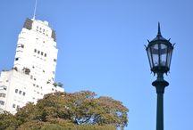Buenos Aires / Lugares hermosos por Buenos Aires / by Kathya Stryzak